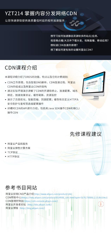 掌握内容分发网络CDN